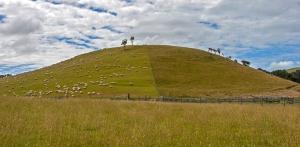 Bevardžiais keliukais beklaidžiojant. Avyčių kalnas